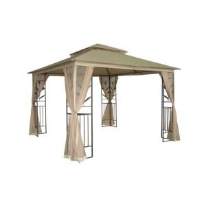 Шатёр со скатной крышей
