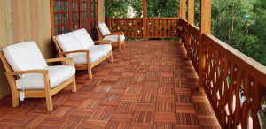 ППол деревянный — дорого и респектабельно
