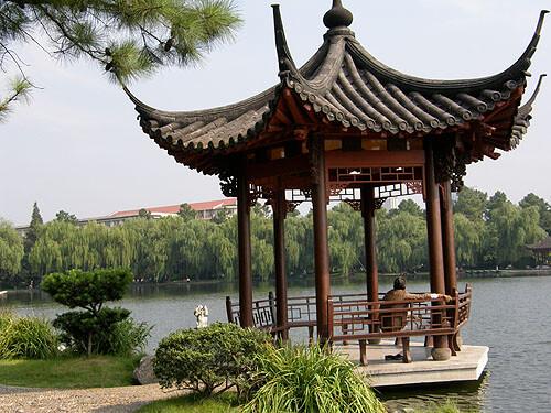 Китайская беседка