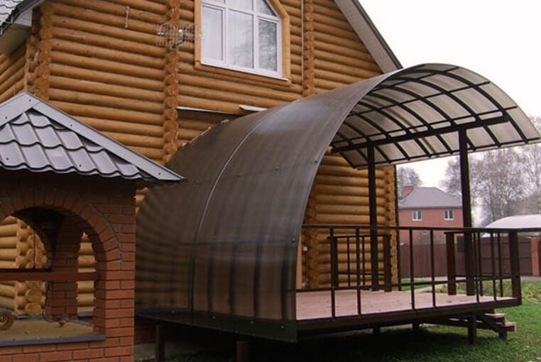 Навес - крыша