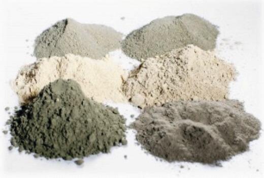 смеси цемента и песка